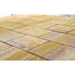 Плитка тротуарная BRAER Старый город Ландхаус Color Mix Степь, 80/160/240*160*60 мм