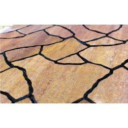 Плитка тротуарная BRAER Сан Тропе Color Mix Каньон, 982,5*1191,2*60 мм