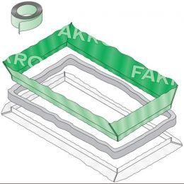Теплоизоляционный комплект FAKRO LXD 60*120 см