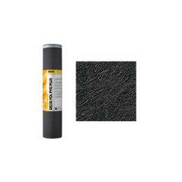 Гидроиляционная плёнка DELTA PVG PLUS с двумя зонами проклейки, 1,5*50 м