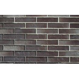 Клинкерная фасадная плитка ABC Dresden рельефная DF10, 240*52*10 мм