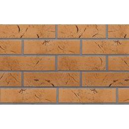 Клинкерная фасадная плитка ABC Antik Sandstein рельефная NF8, 240*71*8 мм
