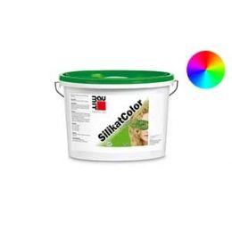 Силикатная краска Baumit Silikat Color ВД-ЖС-105, 25 кг