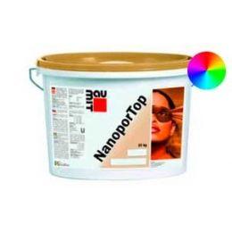 Самоочищающаяся нано-краска Baumit Nanopor Color Repro, 25 кг