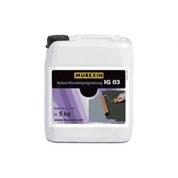 Импрегнирующий состав для полов и стен MUREXIN IG 03, 25 кг