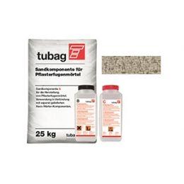 Раствор для заполнения швов брусчатки quick-mix Tubag PFL песочный, 25 кг