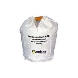 Бетон для заделки вертикальных швов weber.vetonit PSL, 1000 кг
