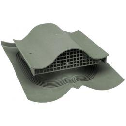 Вентиль VILPE DECRA KTV, RR 11 – темно-зеленый