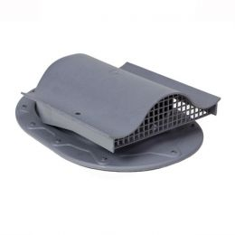 Вентиль VILPE CLASSIC KTV без адаптера, RR 23 – серый графит