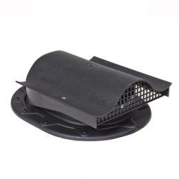 Вентиль VILPE CLASSIC KTV без адаптера, RR 33 – черный