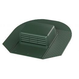 Вентиль VILPE HUOPA KTV/HARJA без адаптера, RR 11 – темно-зеленый