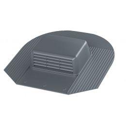 Вентиль VILPE HUOPA KTV/HARJA без адаптера, RR 23 – серый графит