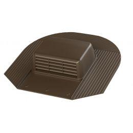 Вентиль VILPE HUOPA KTV/HARJA без адаптера, RR 32 – темно-коричневый