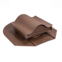 Вентиль VILPE HUOPA KTV, RR 32 – темно-коричневый