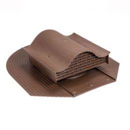 Вентиль VILPE HUOPA KTV без адаптера, RR 32 – темно-коричневый