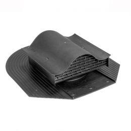 Вентиль VILPE HUOPA KTV без адаптера, RR 33 – черный