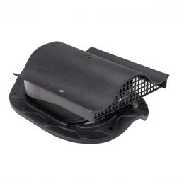 Вентиль VILPE MUOTOKATE KTV без адаптера, RR 33 – черный
