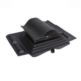 Вентиль VILPE PELTI KTV без адаптера, RR 33 – черный