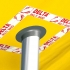 DELTA®-MULTI-BAND M 60 - Универсальная лента для проклейки гидро- и пароизоляционных плёнок, уплотнения кровельных проходок и ремонта повреждений плёнки