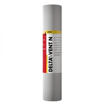 Диффузионная мембрана Delta Vent N - классическая трёхслойная мембрана для крыш с однослойной вентиляцией.